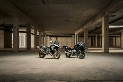Le BMW R 1250 GS e R 1250 RT