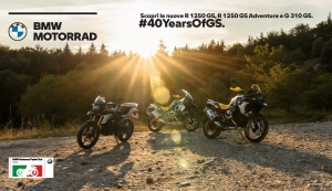 40 YEARS OF GS