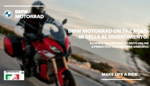 BMW MOTORRAD ON THE ROAD TOUR